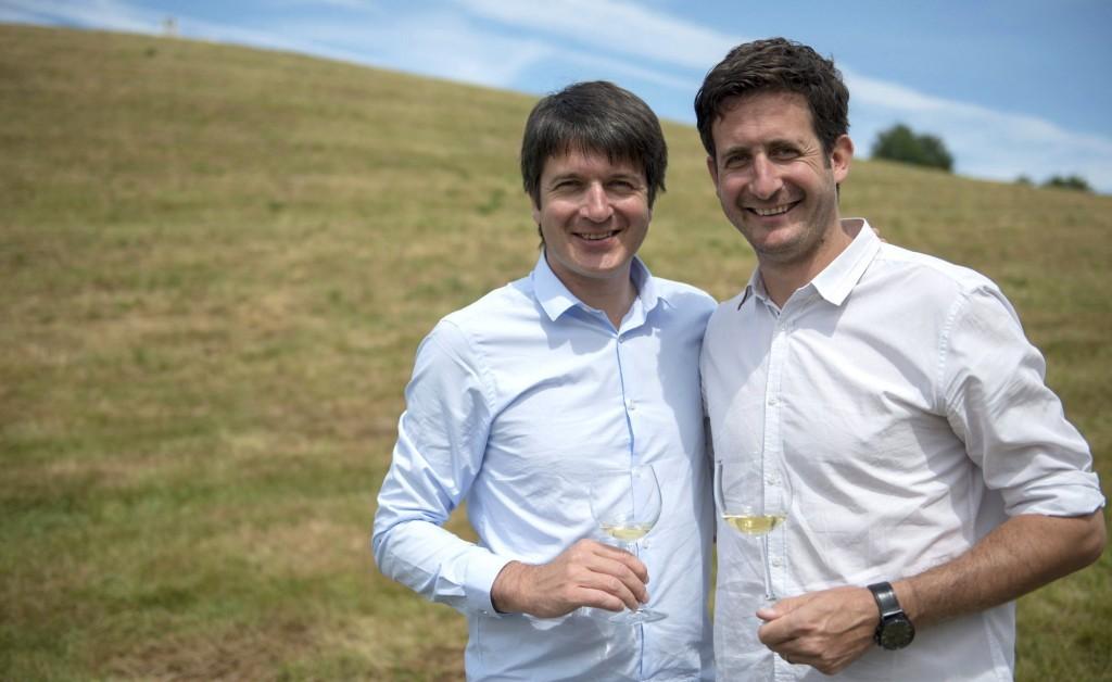 Benoit et Bastien Gallienne d'Emy Vintners