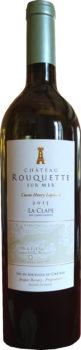 Château Rouquette, Cuvée Henry Lapierre, AOP La Clape, Millésime 2015